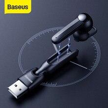 Baseus – écouteurs sans fil Bluetooth 5.0, réduction du bruit, Mini oreillettes intra-auriculaires, son stéréo, HD, appel, A05