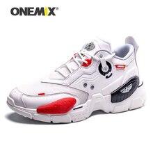 Мужские кроссовки для бега onemix технология удобного демпфирования