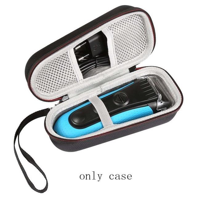 最新ブラウンシリーズ3 proskin 3040sための電気シェーバー/カミソリ旅行ケース保護袋