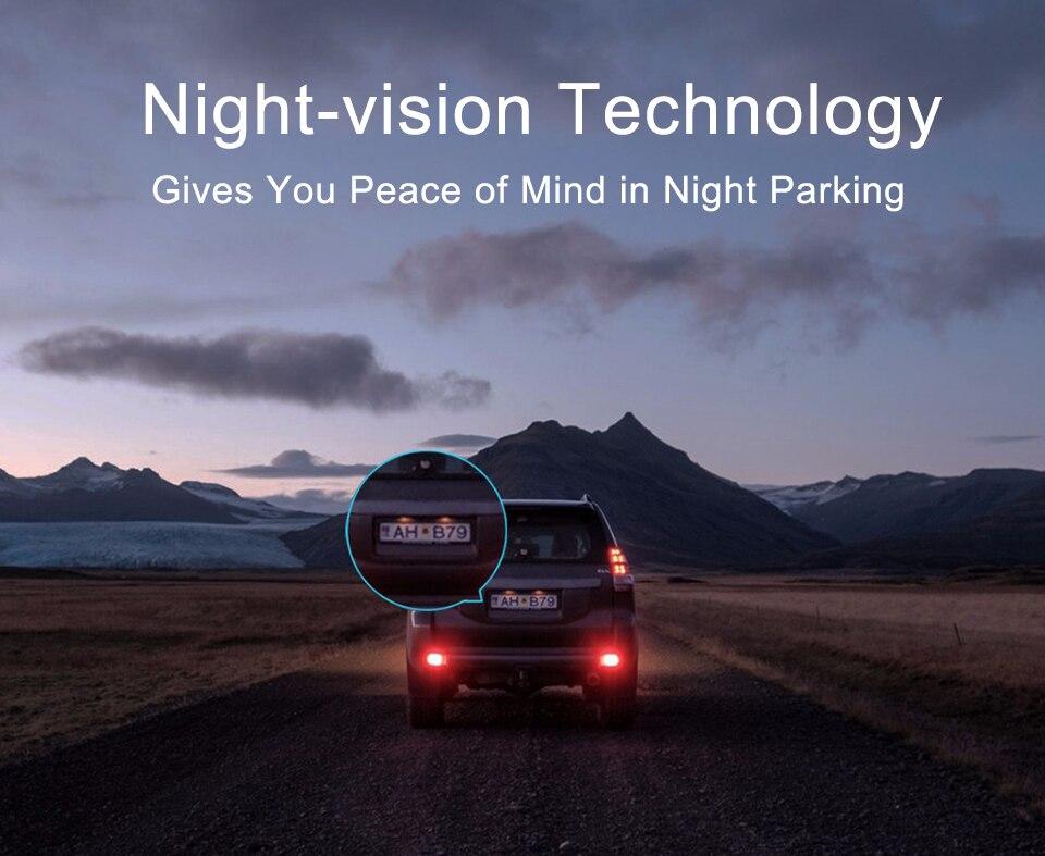 Mini ONE Dash Cam Night Vision