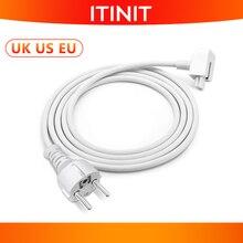 ITINIT C9เปลี่ยนอะแดปเตอร์สายไฟผนังสำหรับ MacBook Pro Air 45W 60W 85W MagSafe 1 2 USB C 30W 61W 87W 96W