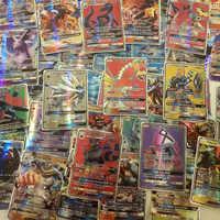 20 Mega + 40GX Francese Versione Pokemon Ptcg Carta 60 Pcs per Scatola di Raccolta Carta Battaglia Action Figure Giocattolo per Bambini regalo