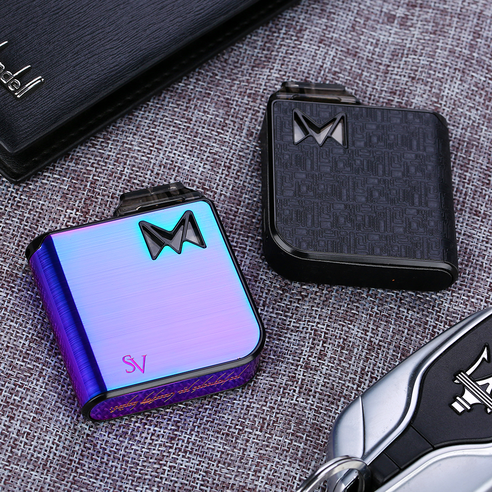 Original Mi Pod Pod Vape Kit With 950mAh Battery & 2ml Cartridge & Oil And Air Separated Pod System Kit Vs Drag Nano/ Vinci Kit