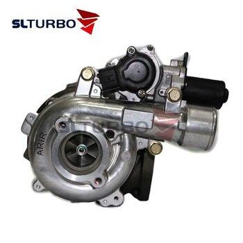 CT16V 17201-30100 nuevo cargador turbo completo con sensor electrónico para Toyota Hilux Landcruiser 3,0 D4D 17201-0L040 turbocompresor
