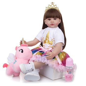 Кукла-младенец KEIUMI 24D161-C280-S24-S07-T54 6