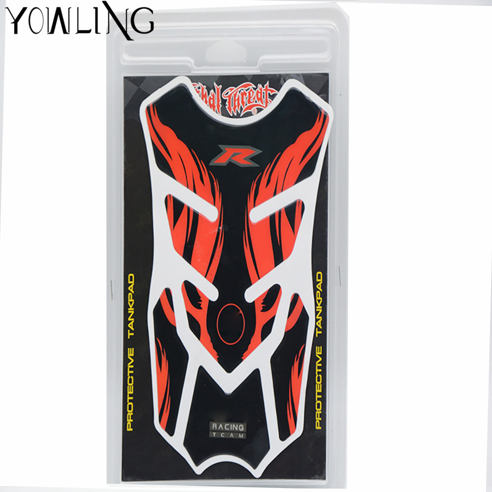 Tank Pad Protector Sticker Decal Gas Knee Grip Tank Traction Pad Side For Honda CBR 1000 RR SP2 CBR250R 300R 500R 600F4i 600RR