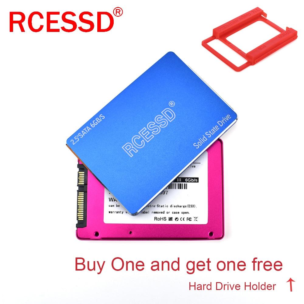 RCESSD Metal Internal SSD 256GB 240GB 512GB 1TB 120GB 2.5 Hard Drive Disk Solid State Disks 2.5