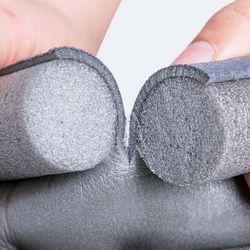 Soundproof Flexible Door Bottom Sealing Strip Dustproof Weatherstrip Guard Stop 35ED