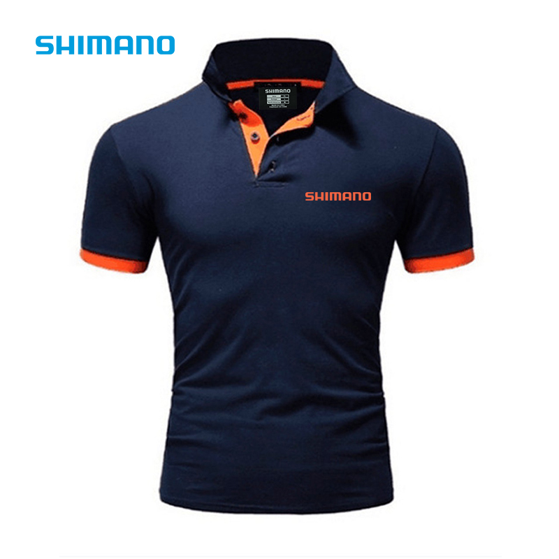 Shimanos Summer Clothes Fishing T Shirt Men Breathable Outdoor Sport Clothing Fishing Short Sleeve Polo Shirt Daiwa Tshirt Golf