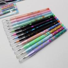 4 шт./компл. Non-точильный карандаш милые канцелярские товары мультяшная карандаш Пластик карандаш студент, школа, офис канцелярский