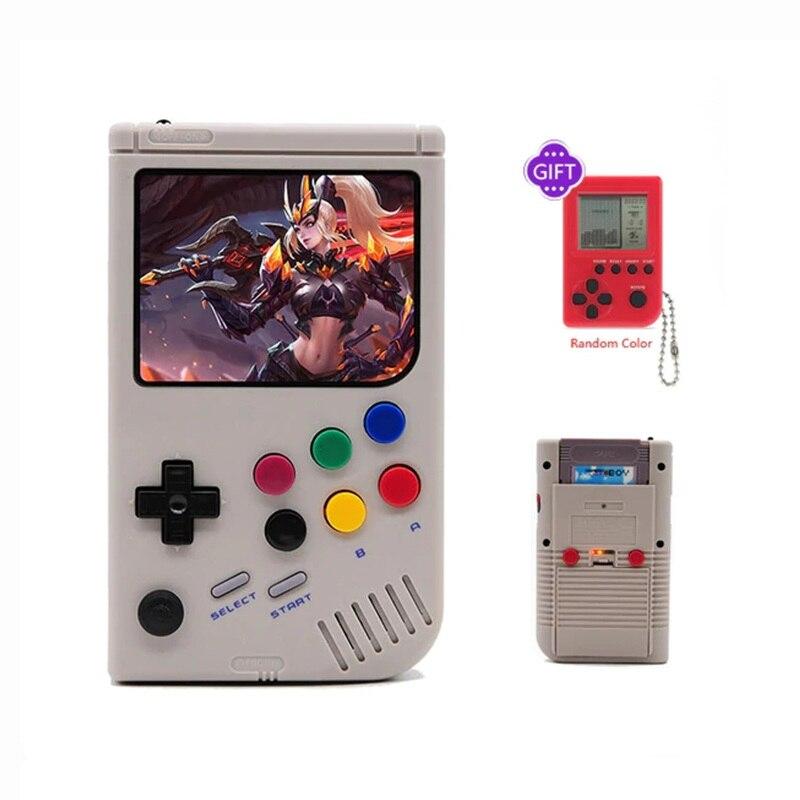 3.5 นิ้ว LCL Pi มือถืออาเขต Retro วิดีโอเกมสำหรับเกม Boy คอนโซล Raspberry Pi 3 + ผู้เล่นเกมในตัว 5000 เกม-ใน เครื่องเล่นเกมแบบพกพา จาก อุปกรณ์อิเล็กทรอนิกส์ บน AliExpress - 11.11_สิบเอ็ด สิบเอ็ดวันคนโสด 1
