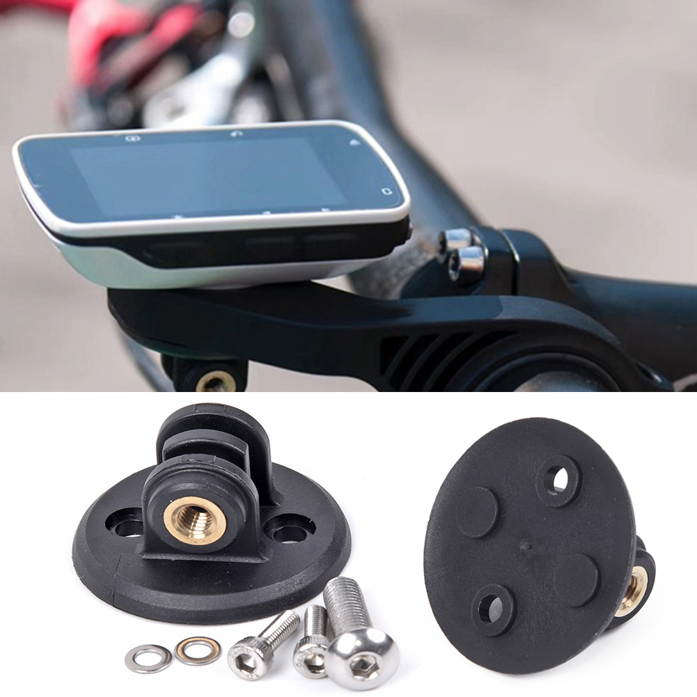 <font><b>Bike</b></font> Out Front Mount holder Set for Phone Garmin Bryton Cateye IGPSPORT <font><b>Bike</b></font> <font><b>GPS</b></font> <font><b>Computer</b></font> light Camera GoPro bracket image