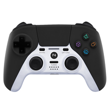 Bluetooth Draadloze Voor PS4 Gamepad Zes As Dubbele Trillingen Touch Pad Voor P4 Gamepad Met Licht Bar Gamepads Games accessoires