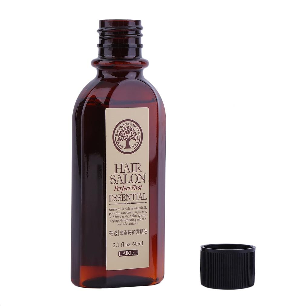 Monaco NUT Hair Oil Argan oil 60ml keratin free clean hair curly Hair Treatment hair care mask