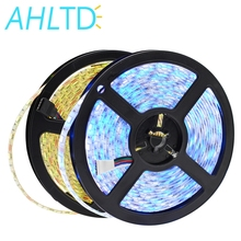 цены 5m 300 LEDs 5050 SMD DC 12V Waterproof IP65 Flexible LED Light 60leds/m White RGB Party Light Flexible Light 5050 Led Strip