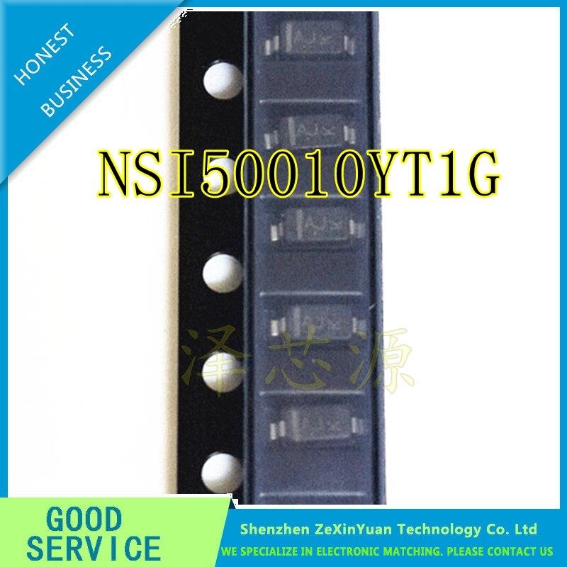 100PCS NSI50010YT1G AJ SOD-123 New Original