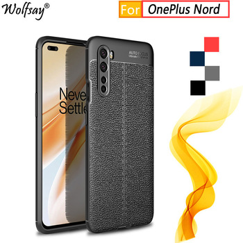 Per OnePlus Nord Case OnePlus 8T Paraurti in gomma Custodia posteriore in silicone per OnePlus Nord 8Nord 5G Cover per telefono OnePlus Nord 5G Case
