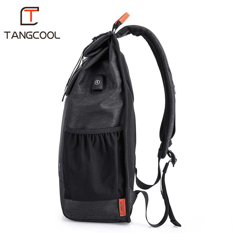 New Style Fashion Men's Backpacks Cool Stylish Backpack Casual USB Backpack Casual Men's Computer Bag Custom Factory