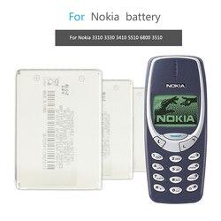 Battery For Nokia 3200 3300 3310 3330 3410 3510 5510 3530 3335 3686 3685 3589 3315 3350 3510 6650 6800 Batery BLC-2 BLB-2 BLD-3