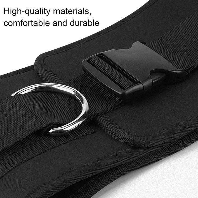 Weight Lifting Belt with Chain for Pull Ups  6