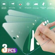 Закаленное стекло 3 шт. для Samsung Galaxy A02 A32 A52 A72 A51 A71, Защитное стекло для Samsung A11 A21S A31 A41 S20 FE S21 S10 Lite