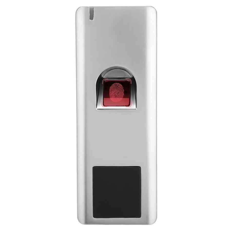 Biometrik Sidik Jari Akses Kontrol RFID 125K Hz Wiegand 26 IP66 Tahan Air Pintu Controller Tahan Air Akses Contro