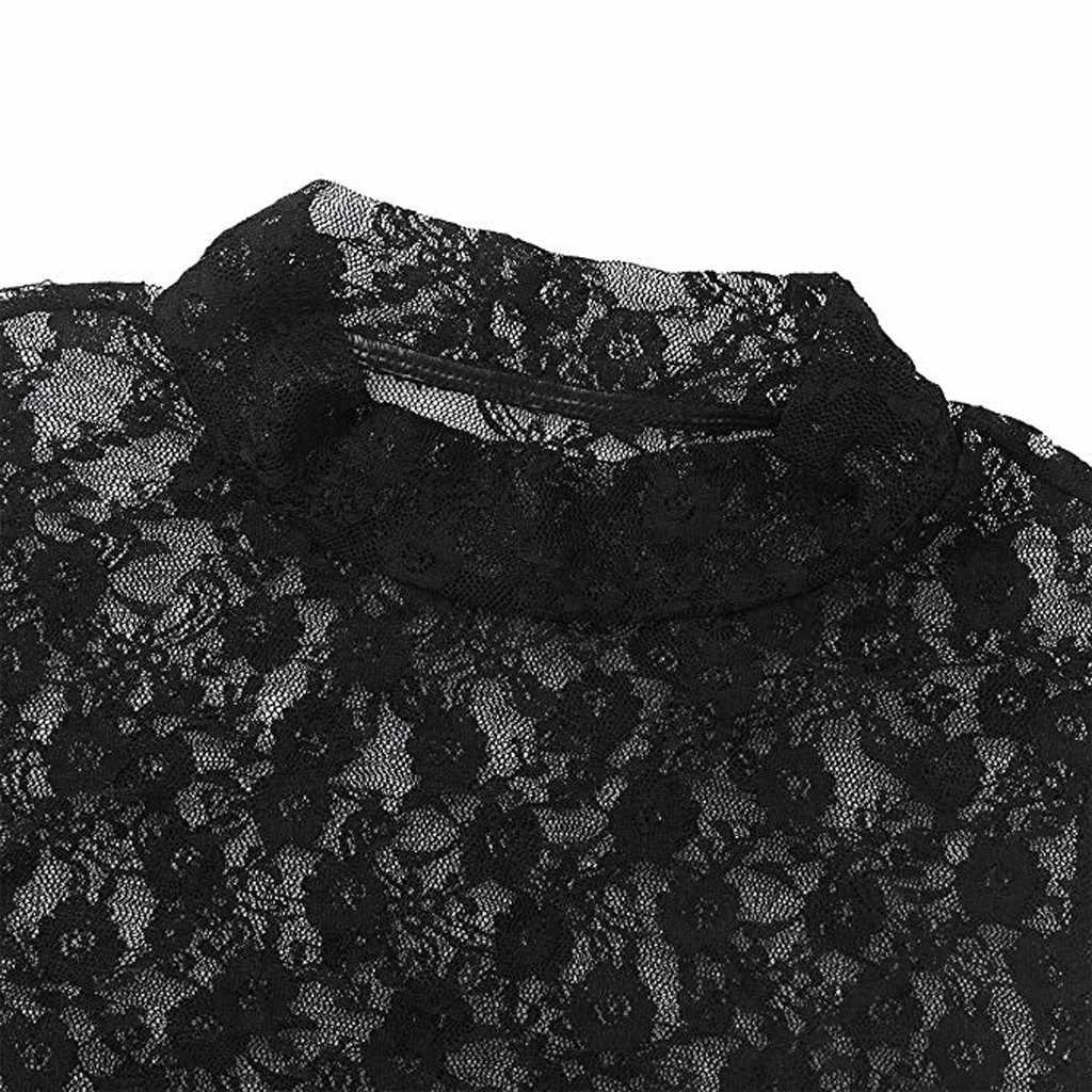 المرأة المحاصيل شبكة تانك القمم المرأة مثير الرسن الرقبة تانك أكمام عارية الذراعين بقماش شفاف الصدرية سليم صالح انظر من خلال الصدرية 2019