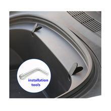 Модифицированный подходит для tesla model3 спереди крюк багажника