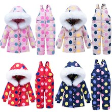 2019 Orangemom Brand Kids Winter Clothes Infant Jacket Coat For Baby Boys And Girls Down Jacket Set Children's Winter Snowsuits недорого