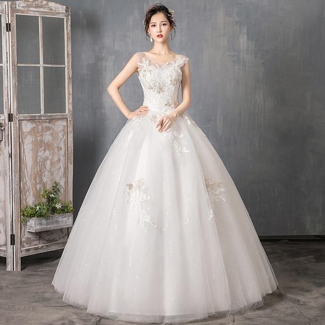LAMYA Mori Female Tiktok Strapless Bridal Ball Gowns French Simple Celebrity Inspired Strap Slim Immortal Wedding Dress