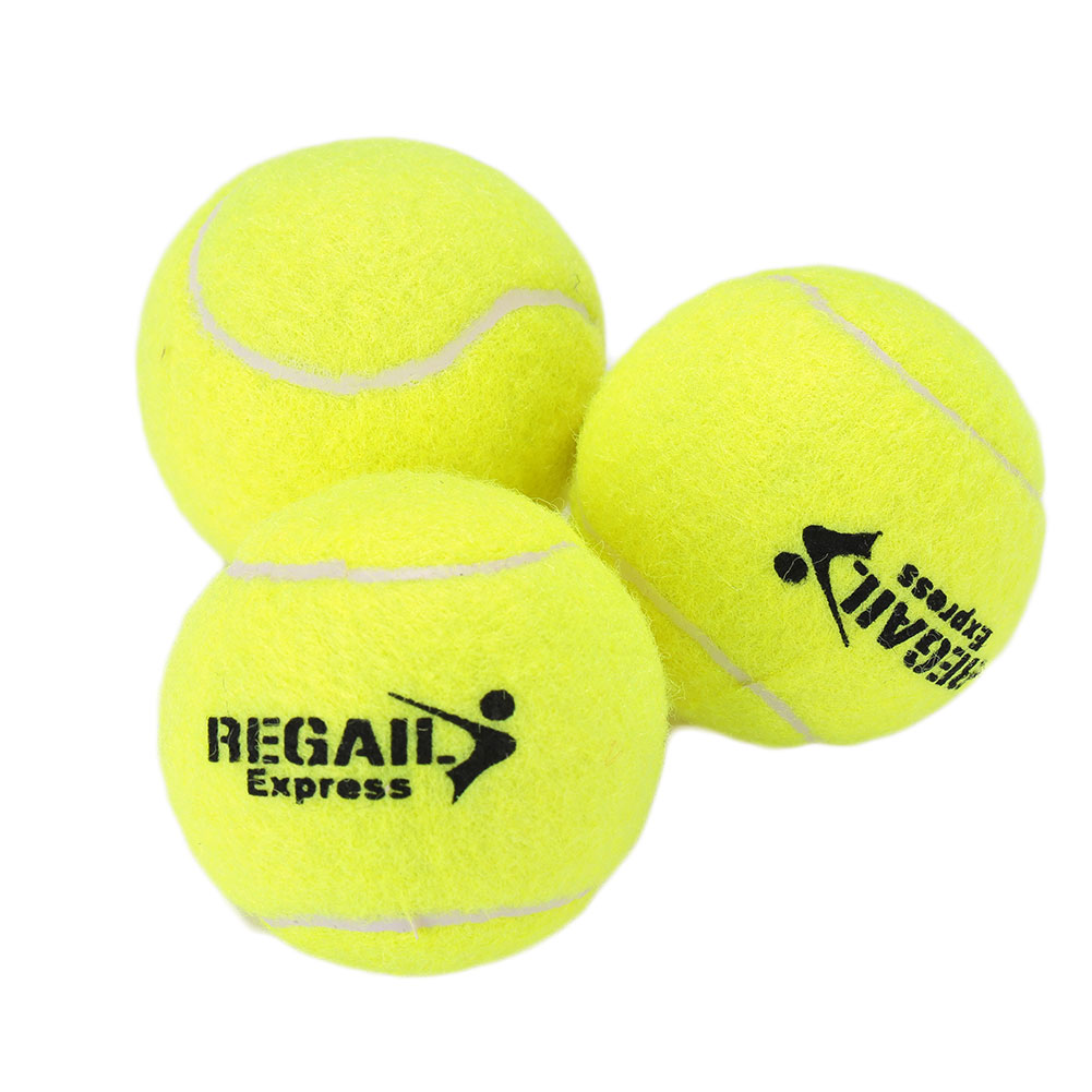 Sports Elasticity 1Pc Tennis Balls Rubber For Training Competition Adults