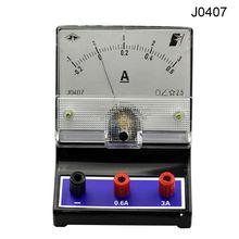-30-0-30A Galvanometer Scientific Current Sensor Sensitive Ammeter Current Meter