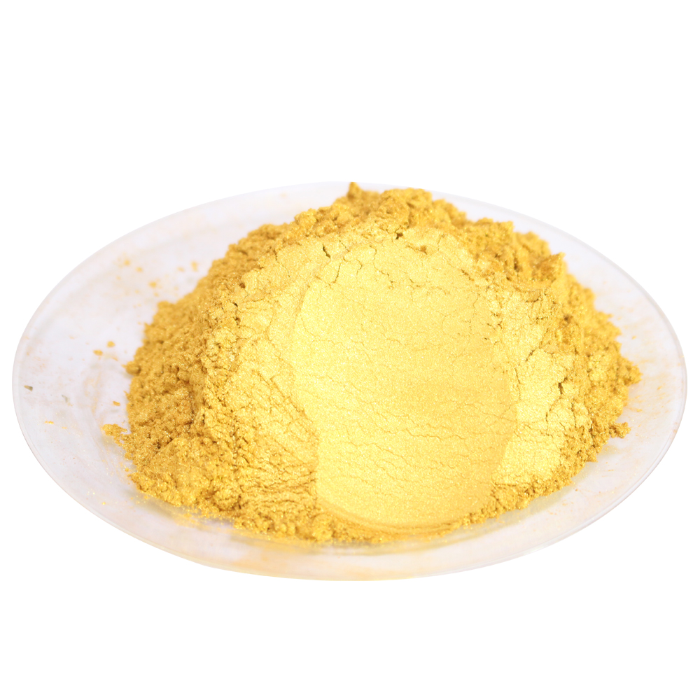 Gold Powder Paint Pearl Powder Acrylic Paint Pigment For Dye Colorant Soap Eyeshadow Automotive Art Crafts Mineral Mica Powder