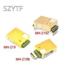 MH Z19/B/Z infrarot co2 sensor für co2 monitor kohlendioxid sensor UART PWM serielle ausgang 0 5000PPM 0 2000PPM 0 10000PPM