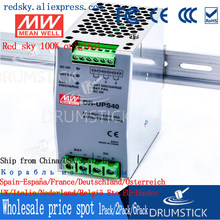 Stabil DR-UPS40 Meanwell 24V40A Switching Power Sumber Rel DC Up Modul(China)