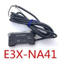 E3X-NA41 pnp 새로운 광섬유 증폭기 센서 광전 센서