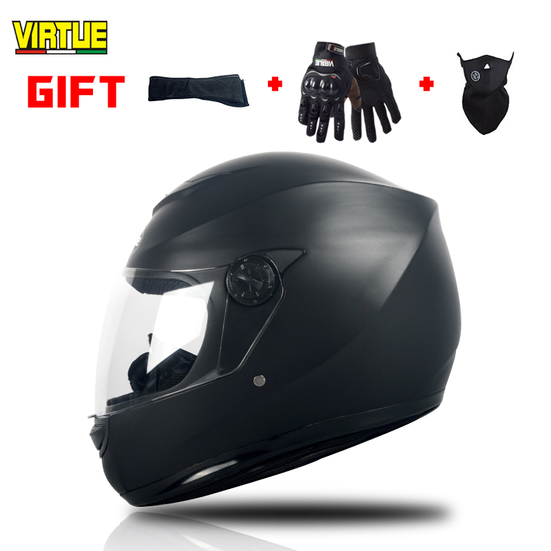 VIRTUE Hot sales off-road helmets downhill racing mountain men full face helmet motorcycle moto cross casco casque capacete