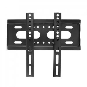 Image 5 - Black Newest TV Wall Mount Bracket Fixed Type Flat Panel TV Frame for 14 42 Inch LCD LED Monitor Flat Panel High Quality