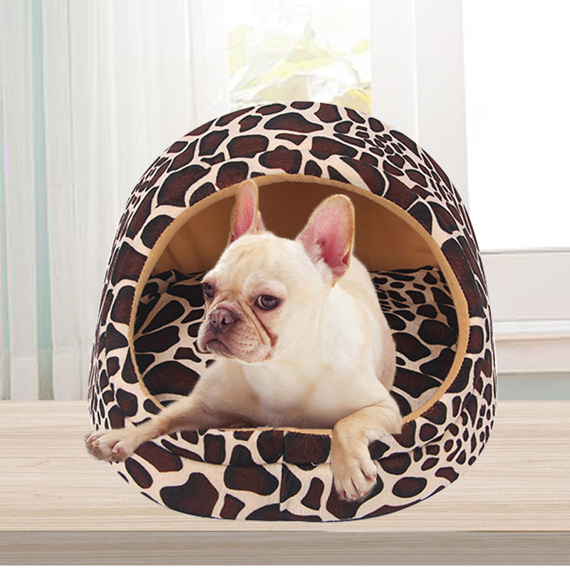 Pet Bed House-Eco-Dogs and Cats indoor Bed-Free Shipping