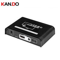 356 Component(YPbPr) to HDMI 720P/1080P Video Converter,Component video to HDMI 1080P Upscaler component video HDMI adapter