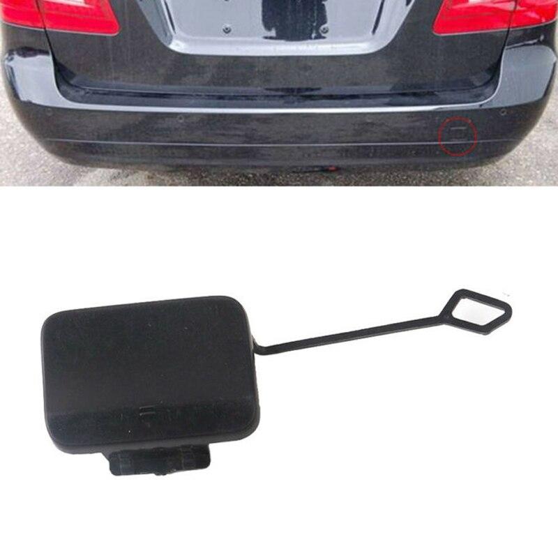 Rear Bumper Tow Hook Cover Cap for Mercedes E-class W212 E300 E350 E400 E550