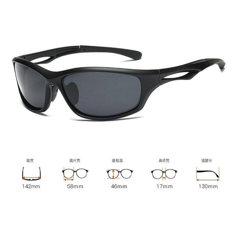 New Polarized Fishing Sunglasses Men Women Fishing Goggles Camping Hiking Driving Bicycle Eyewear Sport Cycling Glasses