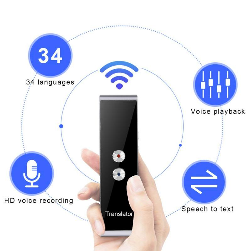 Translaty MUAMA Enence Smart Instant Real Time Voice Languages Translator New