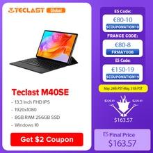 Teclast M40SE 10.1 Inch 1920x1200 Tablet Android 10.0 Octa Core 4GB RAM 128GB ROM 4G Network&Call Dual SIM Type-C 2MP&5MP GPS