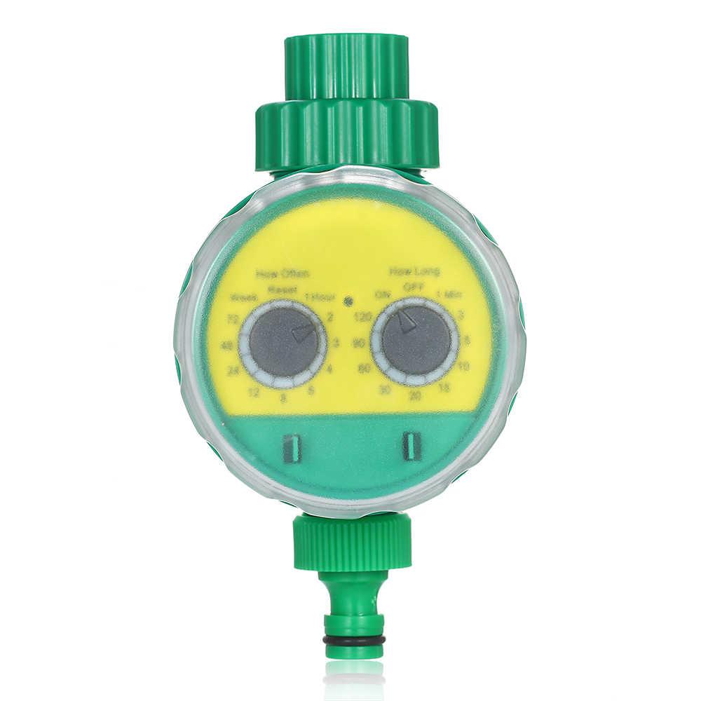 Outdoor Otomatis Selang Air Timer Waktu Irigasi Controller Sprinkler Controller Programmable Valve untuk Taman Rumah Lahan Pertanian