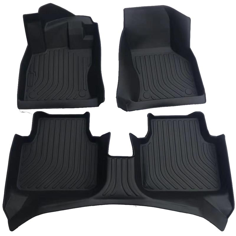 TPE Car Floor Mat for Subaru Forester SJ SK 2012-2015 2016 2017 2018 2019 cars accessories car styling Rubber floor mat title=