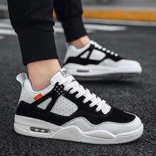 Mens Casual Shoes Air Cushion Couple Fashion Sneakers Unisex High Top Footwear Zapatos De Hombre Comfortable Men Shoes