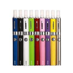 O atomizador eletrônico 650 mah 900 mah do cigarro do jogo da bolha 1100 mah mah a bateria do logotipo e cigarros 10 cores