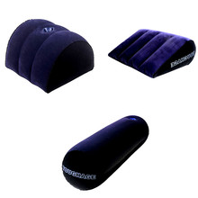 Inflatable Sex Aid Wedge Pillow Love Position Cushione Sex F