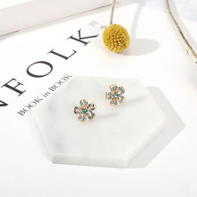 2019 Hot Newest Brief Fashion Earrings Ear Stud For Women European Design Jewelry Gift 3-5/set Colorful Lady